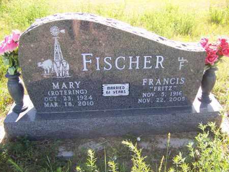 FISCHER, MARY L. - Bowman County, North Dakota | MARY L. FISCHER - North Dakota Gravestone Photos