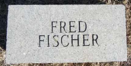 FISCHER, FRED - Bowman County, North Dakota   FRED FISCHER - North Dakota Gravestone Photos