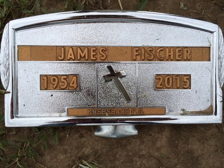 FISCHER, JAMES - Bowman County, North Dakota | JAMES FISCHER - North Dakota Gravestone Photos