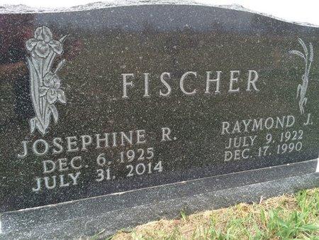 FISCHER, JOSEPHINE R. - Bowman County, North Dakota | JOSEPHINE R. FISCHER - North Dakota Gravestone Photos