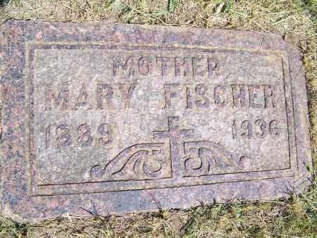 FISCHER, MARY - Bowman County, North Dakota | MARY FISCHER - North Dakota Gravestone Photos