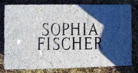 FISCHER, SOPHIA - Bowman County, North Dakota | SOPHIA FISCHER - North Dakota Gravestone Photos