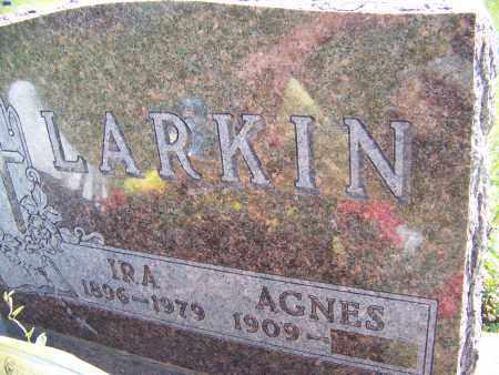 LARKIN, IRA - Bowman County, North Dakota   IRA LARKIN - North Dakota Gravestone Photos
