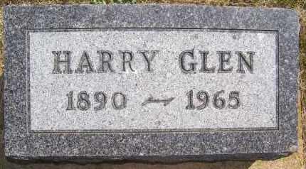 LARKIN, HARRY GLEN - Bowman County, North Dakota   HARRY GLEN LARKIN - North Dakota Gravestone Photos