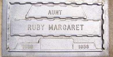 LARKIN, RUBY MARGARET - Bowman County, North Dakota   RUBY MARGARET LARKIN - North Dakota Gravestone Photos