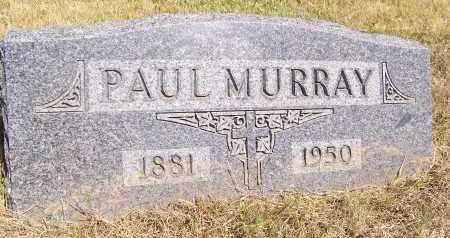 MURRAY, PAUL - Bowman County, North Dakota | PAUL MURRAY - North Dakota Gravestone Photos