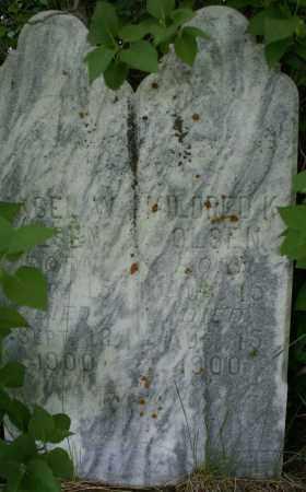 OLSEN, MILDRED K. - Burke County, North Dakota | MILDRED K. OLSEN - North Dakota Gravestone Photos