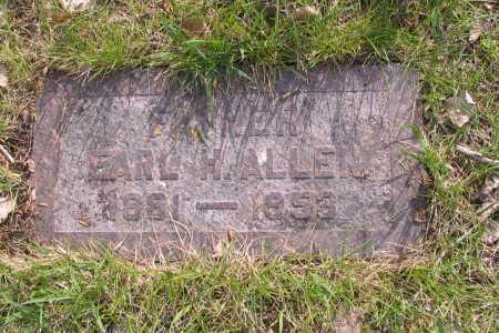 ALLEN, EARL H. - Cass County, North Dakota | EARL H. ALLEN - North Dakota Gravestone Photos