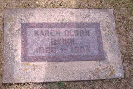OLSON BINK, KAREN - Cass County, North Dakota | KAREN OLSON BINK - North Dakota Gravestone Photos