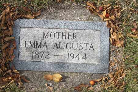 BOETTCHER, EMMA AUGUSTA - Cass County, North Dakota | EMMA AUGUSTA BOETTCHER - North Dakota Gravestone Photos