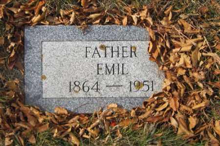 BOETTCHER, EMIL - Cass County, North Dakota | EMIL BOETTCHER - North Dakota Gravestone Photos