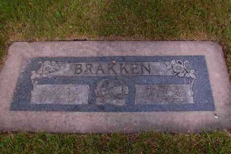 BRAKKEN, JOSEPH - Cass County, North Dakota | JOSEPH BRAKKEN - North Dakota Gravestone Photos
