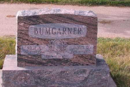 BUMGARNER, ROSE A. - Cass County, North Dakota | ROSE A. BUMGARNER - North Dakota Gravestone Photos