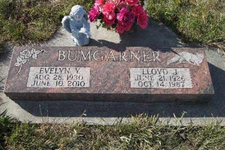 BUMGARNER, EVELYN V. - Cass County, North Dakota | EVELYN V. BUMGARNER - North Dakota Gravestone Photos