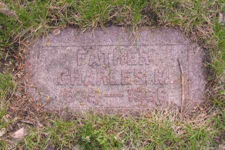BURKETT, CHARLES M. - Cass County, North Dakota | CHARLES M. BURKETT - North Dakota Gravestone Photos