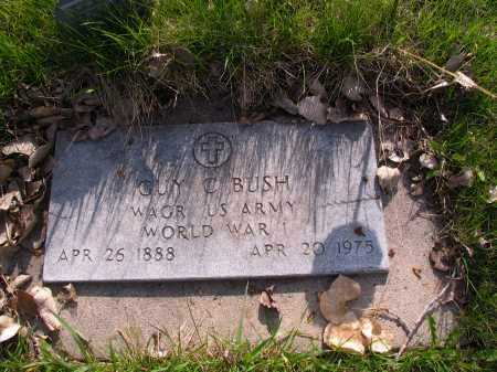 BUSH, GUY C. - Cass County, North Dakota | GUY C. BUSH - North Dakota Gravestone Photos