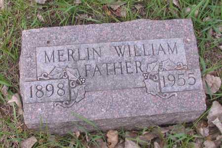 BUZICK, MERLIN WILLIAM - Cass County, North Dakota | MERLIN WILLIAM BUZICK - North Dakota Gravestone Photos