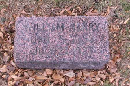 DENNIS, WILLIAM HENRY - Cass County, North Dakota   WILLIAM HENRY DENNIS - North Dakota Gravestone Photos