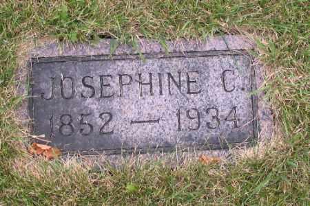 EKLUND, JOSEPHINE C. - Cass County, North Dakota | JOSEPHINE C. EKLUND - North Dakota Gravestone Photos