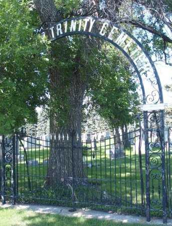00-ENTRANCE, GATE - Cass County, North Dakota   GATE 00-ENTRANCE - North Dakota Gravestone Photos