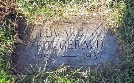 FITZGERALD, EDWARD - Cass County, North Dakota   EDWARD FITZGERALD - North Dakota Gravestone Photos