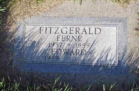 FITZGERALD, FERNE - Cass County, North Dakota | FERNE FITZGERALD - North Dakota Gravestone Photos