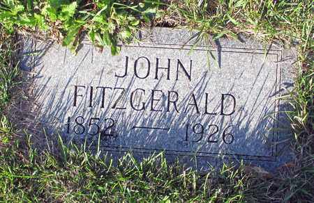 FITZGERALD, JOHN - Cass County, North Dakota   JOHN FITZGERALD - North Dakota Gravestone Photos