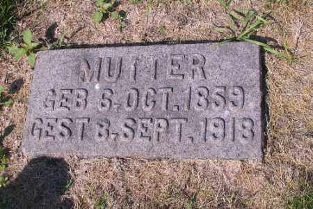 FLATH, MOTHER - Cass County, North Dakota | MOTHER FLATH - North Dakota Gravestone Photos