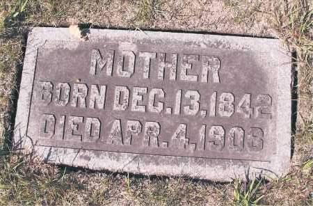 FLATLA, MOTHER - Cass County, North Dakota   MOTHER FLATLA - North Dakota Gravestone Photos