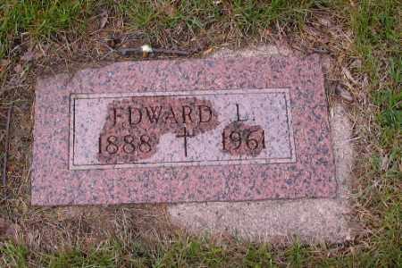 GALLAGHER, EDWARD L. - Cass County, North Dakota | EDWARD L. GALLAGHER - North Dakota Gravestone Photos