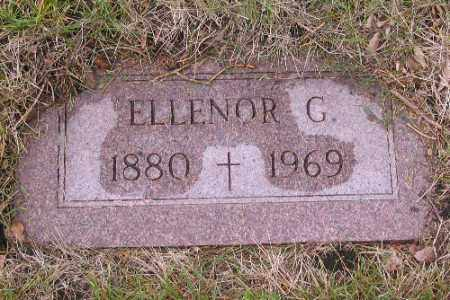 GALLAGHER, ELLENOR G. - Cass County, North Dakota | ELLENOR G. GALLAGHER - North Dakota Gravestone Photos