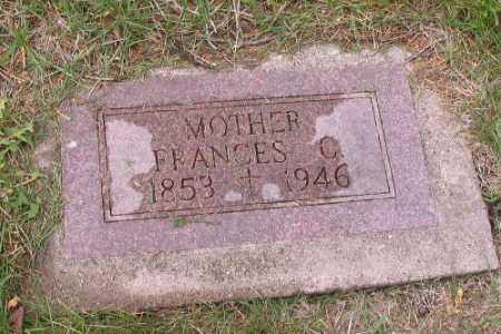 GALLAGHER, FRANCES C. - Cass County, North Dakota | FRANCES C. GALLAGHER - North Dakota Gravestone Photos