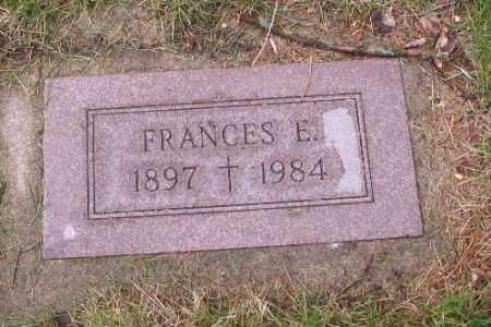 GALLAGHER, FRANCES E. - Cass County, North Dakota | FRANCES E. GALLAGHER - North Dakota Gravestone Photos