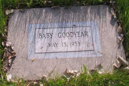 GOODYEAR, BABY - Cass County, North Dakota | BABY GOODYEAR - North Dakota Gravestone Photos