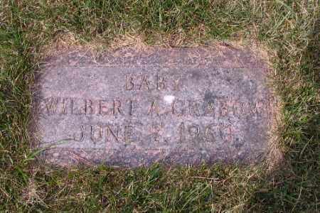 GRABOW, WILBEFRT A. - Cass County, North Dakota   WILBEFRT A. GRABOW - North Dakota Gravestone Photos