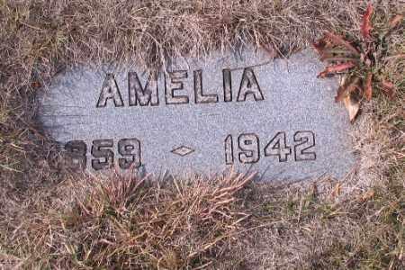 GRIEGER, AMELIA - Cass County, North Dakota | AMELIA GRIEGER - North Dakota Gravestone Photos