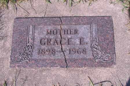 GUST, GRACE E. - Cass County, North Dakota | GRACE E. GUST - North Dakota Gravestone Photos