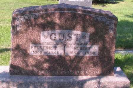 GUST, ROBERT - Cass County, North Dakota | ROBERT GUST - North Dakota Gravestone Photos