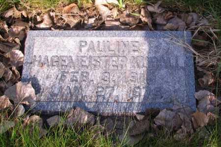HAGEMEISTER, PAULINE - Cass County, North Dakota | PAULINE HAGEMEISTER - North Dakota Gravestone Photos