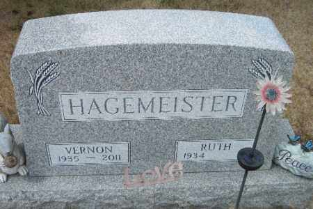 HAGEMEISTER, VERNON - Cass County, North Dakota | VERNON HAGEMEISTER - North Dakota Gravestone Photos