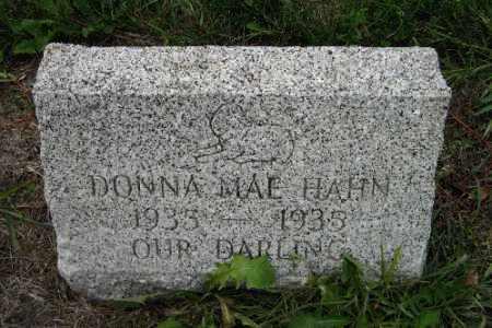 HAHN, DONNA MAE - Cass County, North Dakota | DONNA MAE HAHN - North Dakota Gravestone Photos