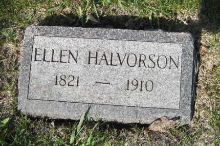 HALVORSON, ELLEN - Cass County, North Dakota | ELLEN HALVORSON - North Dakota Gravestone Photos