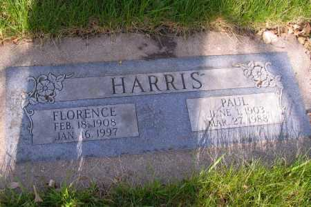 HARRIS, PAUL - Cass County, North Dakota | PAUL HARRIS - North Dakota Gravestone Photos