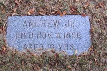 HOCKING, ANDREW JR. - Cass County, North Dakota | ANDREW JR. HOCKING - North Dakota Gravestone Photos