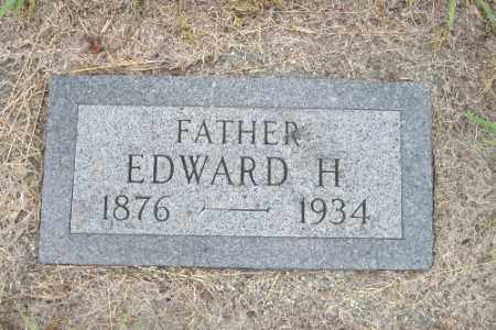 HOCKING, EDWARD H. - Cass County, North Dakota | EDWARD H. HOCKING - North Dakota Gravestone Photos