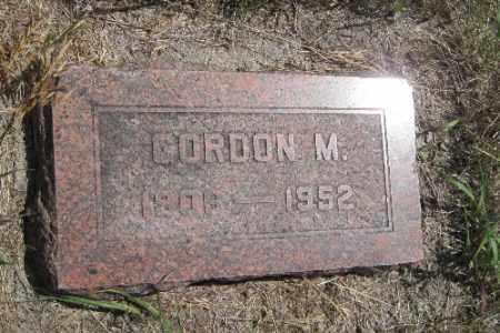 HOCKING, GORDON M. - Cass County, North Dakota | GORDON M. HOCKING - North Dakota Gravestone Photos
