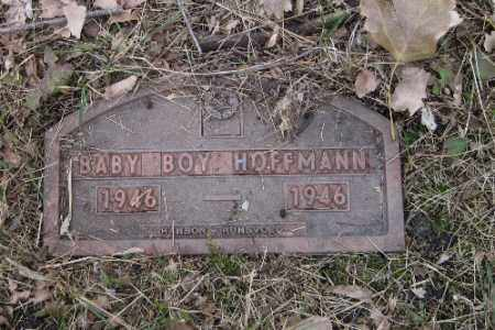 HOFFMANN, BABY BOY - Cass County, North Dakota | BABY BOY HOFFMANN - North Dakota Gravestone Photos