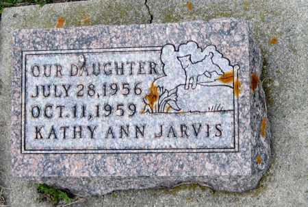 JARVIS, KATHY ANN - Cass County, North Dakota | KATHY ANN JARVIS - North Dakota Gravestone Photos
