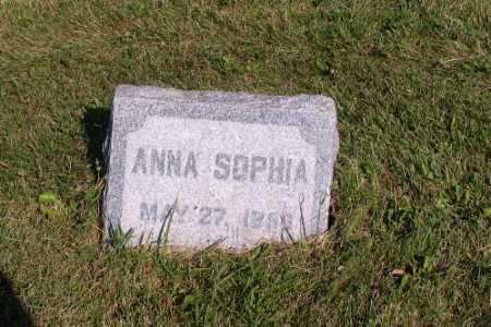 JOHNSON, ANNA SOPHIA - Cass County, North Dakota   ANNA SOPHIA JOHNSON - North Dakota Gravestone Photos