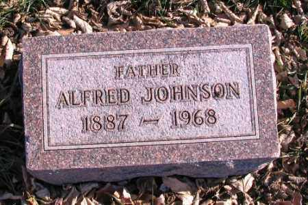 JOHNSON, ALFRED - Cass County, North Dakota | ALFRED JOHNSON - North Dakota Gravestone Photos